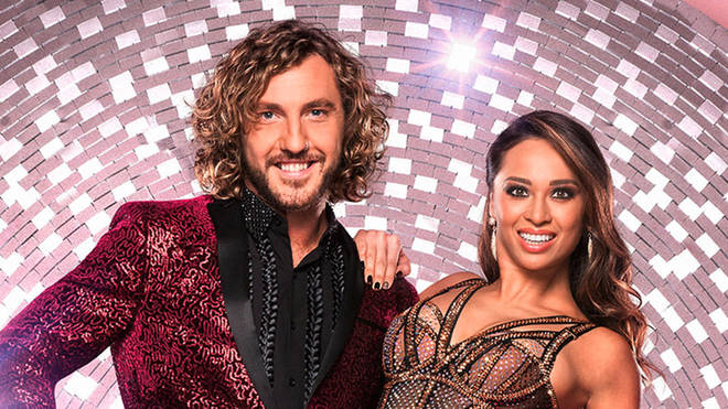 Seann Walsh and Katya Jones have been the subject of scandal during this year's series of Strictly Come Dancing