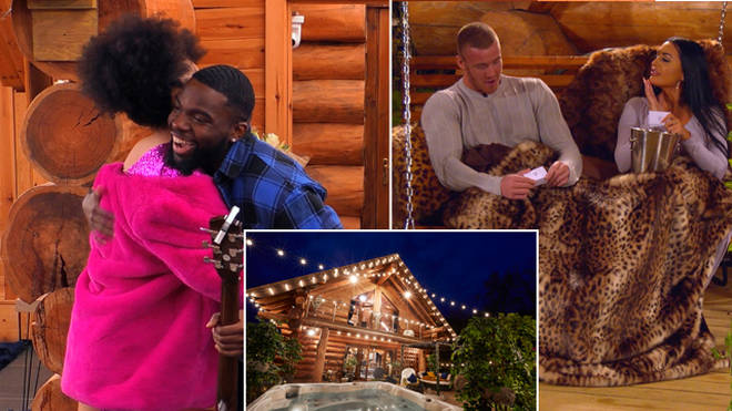 The Cabins is airing on ITV this winter