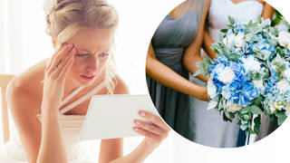 A woman has ordered her bridesmaids to sign a 37 rule contract