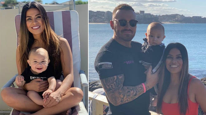 Married at First Sight Australia's Cyrell Paule is now a mother