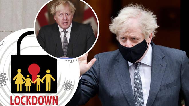 Is Boris Johnson addressing the nation today?