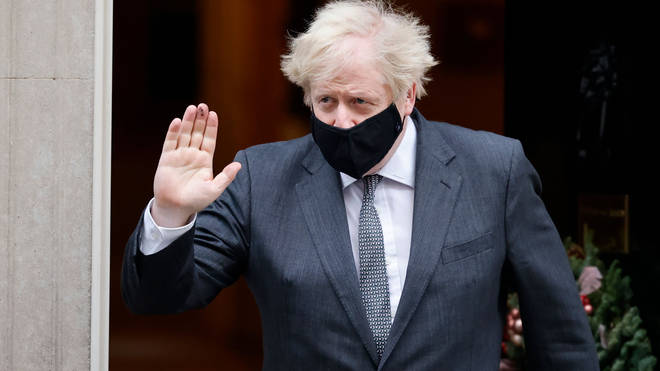 """Boris Johnson said there is """"no question"""" the Government will be announcing stricter measures"""