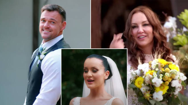 When was Married at First Sight Australia season six filmed?