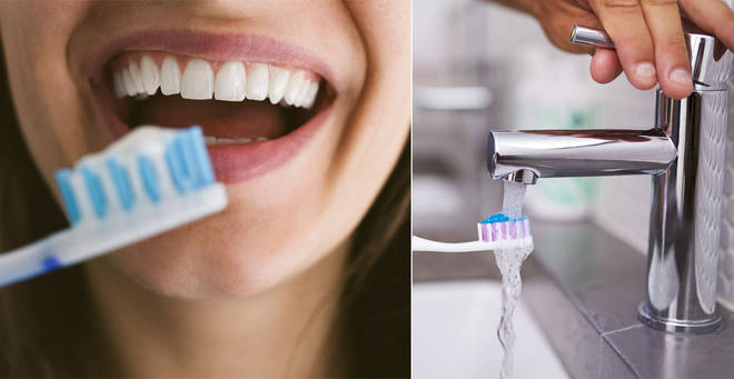 How often should you clean your toothbrush? (stock images)