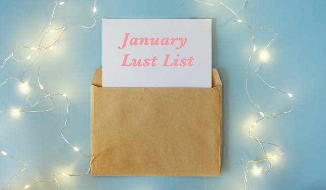 It's a new year, which means there's a whole host of things that have caught our eye...