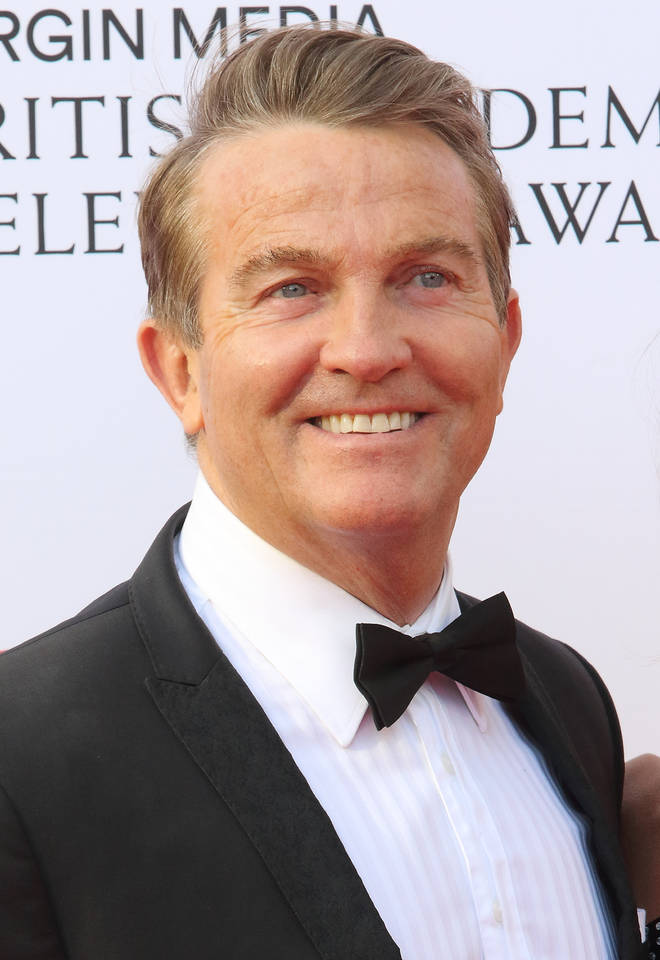 Is Bradley Walsh the Grandfather Clock?