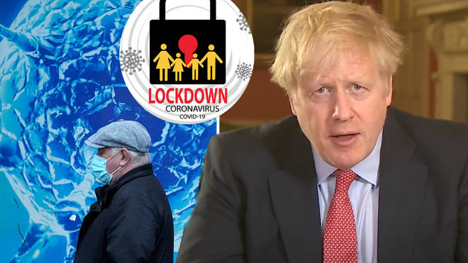Boris Johnson has put the whole of England under lockdown restrictions