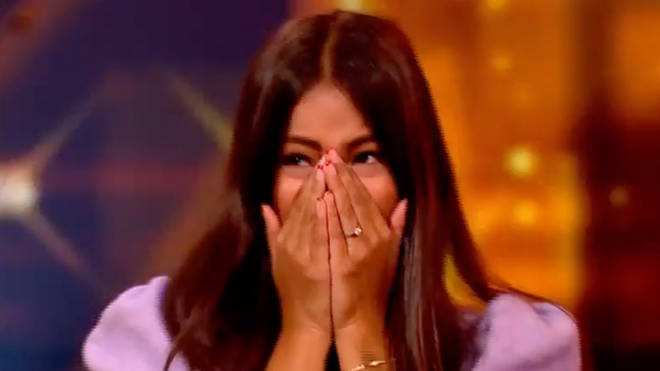 Kat won a whopping £50k on Beat the Chasers