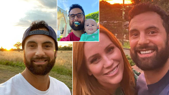 Cameron from Married at First Sight Australia is now a dad