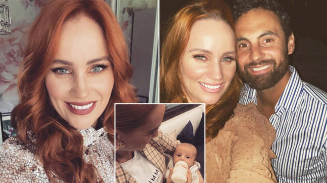 Jules Robinson is now a mum after MAFS