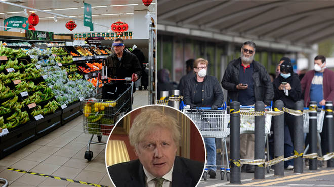 There are new supermarket rules in place