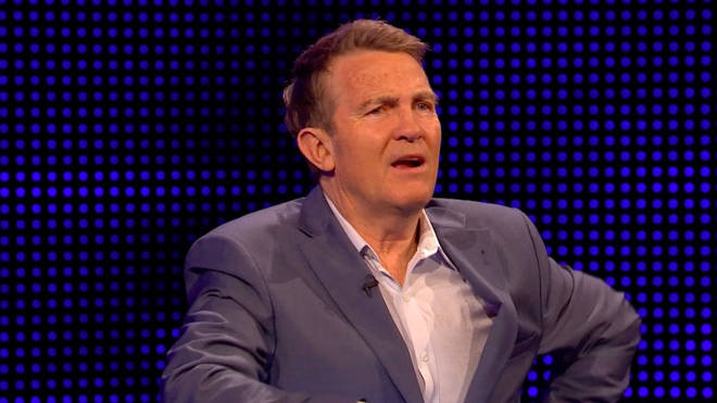 Bradley Walsh is known for presenting The Chase