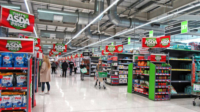 ASDA has new shopping rules during lockdown