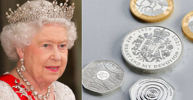 A number of new coins will be released this year