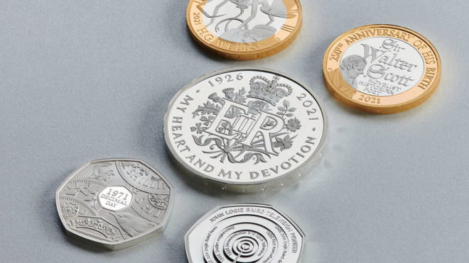 The new coins will be released this year