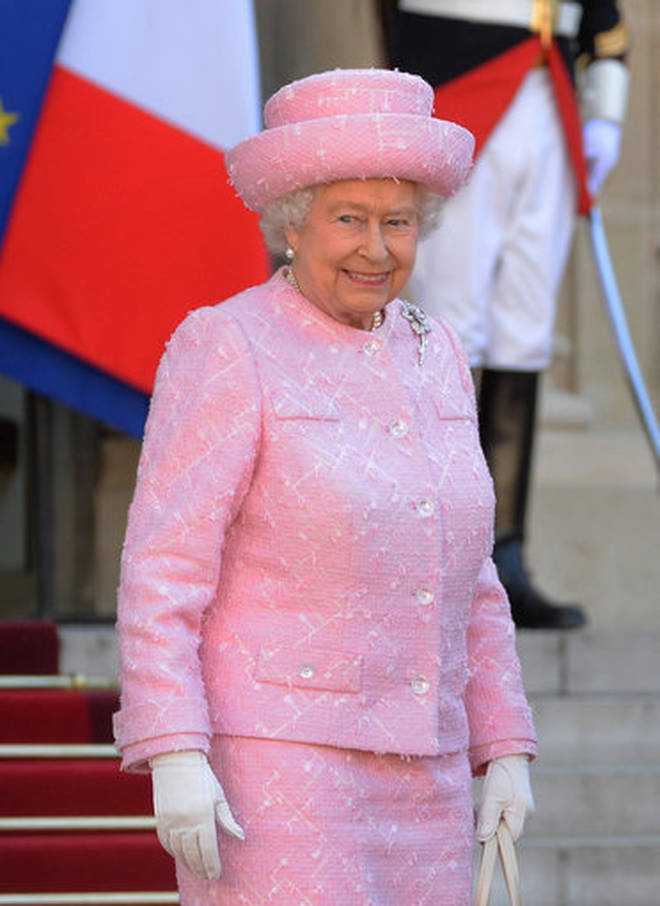 The Queen will turn 95 this year