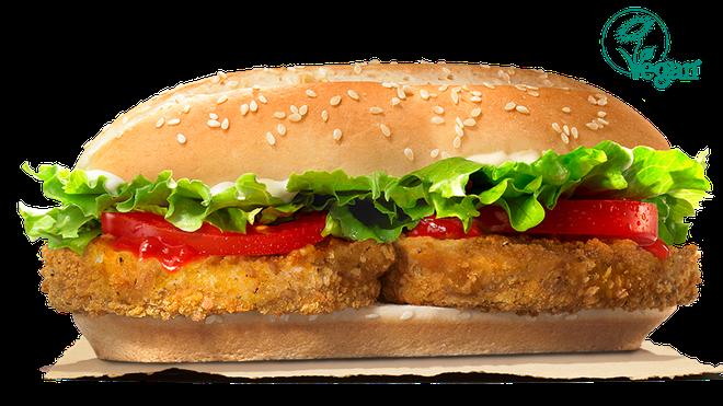 Burger King have launched a Vegan Bean Burger