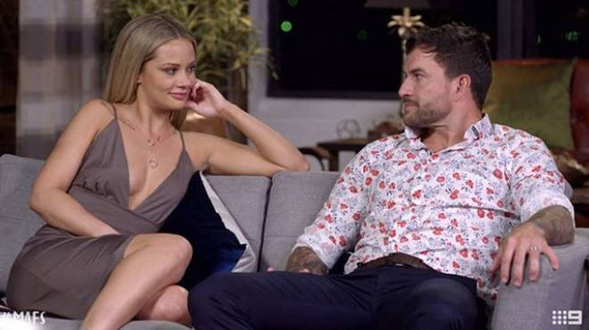 Jessika Power and Dan Webb were re-matched during Married at First Sight Australia