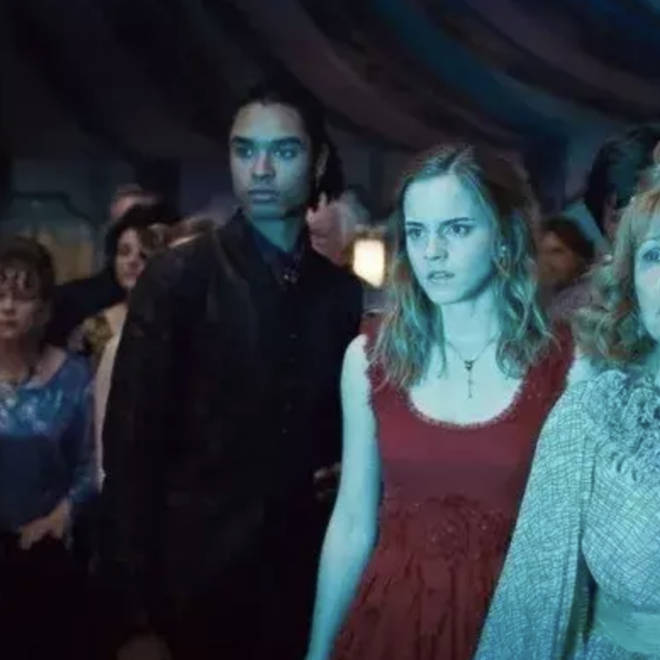 Rege Jean Page appeared in Harry Potter and the Deathly Hollows