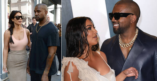 Are Kim and Kanye divorcing?