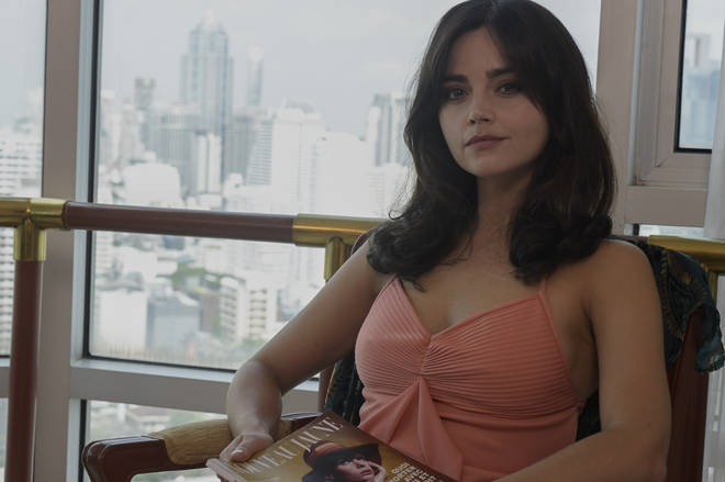 Jenna Coleman plays Marie-Andrée Leclerc in The Serpent