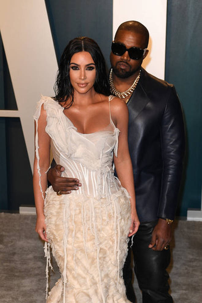 Kim and Kanye have been married since 2014