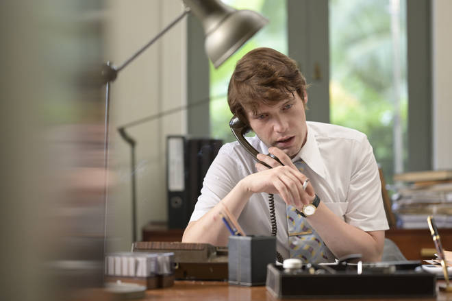 Billy Howle plays Herman Knippenberg in The Serpent