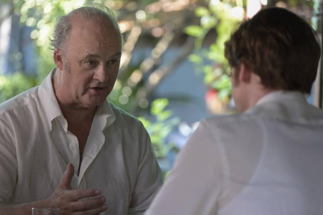 Paul Siemons plays Tim McInnerny in The Serpent