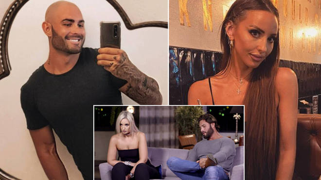 Sam and Lizzie were paired on Married at First Sight Australia