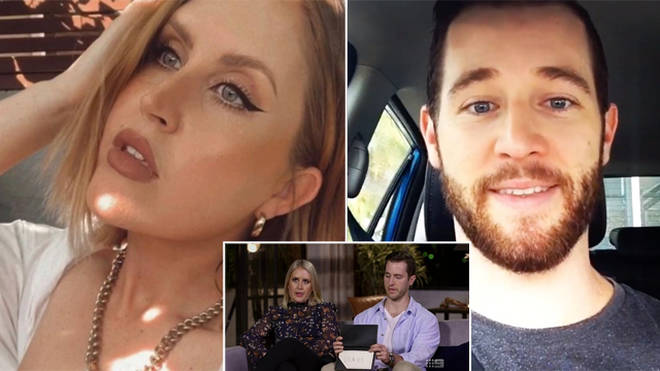 Lauren and Matthew were matched on Married at First Sight Australia