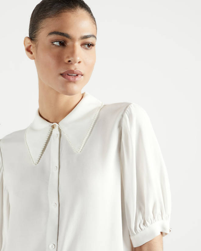 This white shirt from Ted Baker is £99