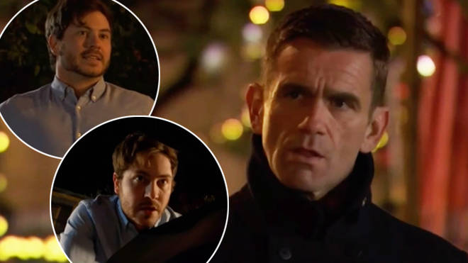EastEnders' Jack Branning caught Gray putting Tina's body into his car