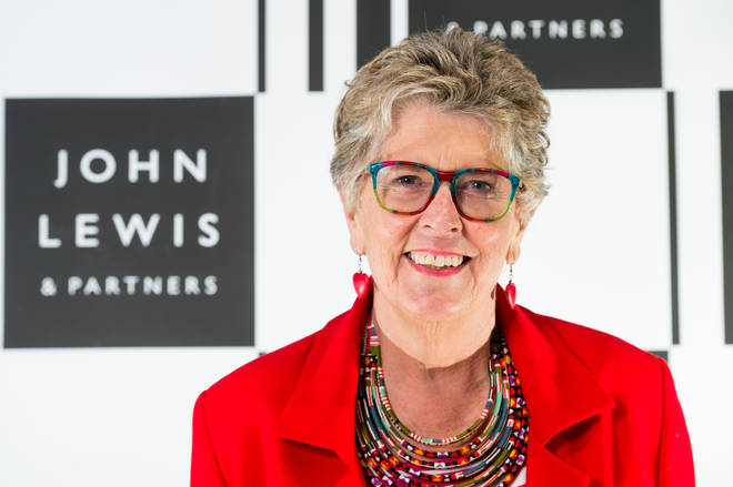 Prue Leith joined Great British Bake Off in 2017