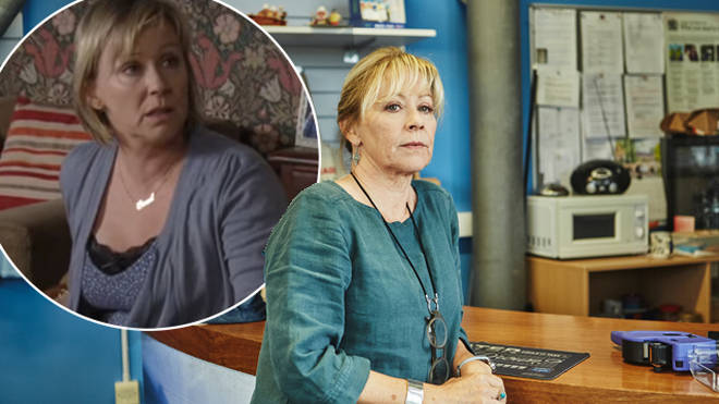 The Bay actress Lindsey Coulson was in Eastenders
