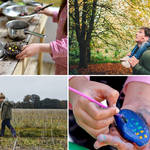 Get your kids into nature this lockdown with these fun activities