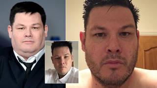 Mark Labbett has shown off his transformation on Instagram