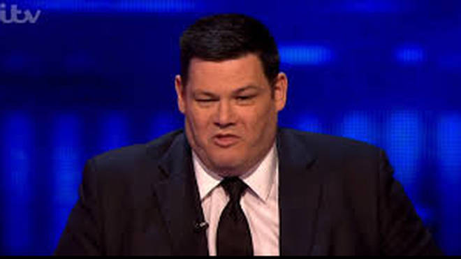 Mark is known for his role on The Chase