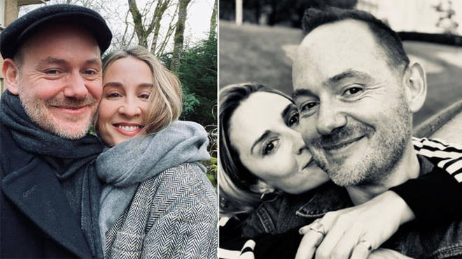 The Bay's Morven Christie is dating Iain Cook