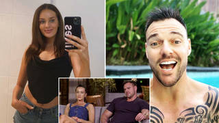 Ines Bašić and Bronson Norrish appeared on Married at First Sight Australia