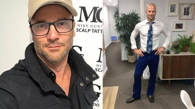 Mike Gunner was paired with Heidi Latcham on MAFS Australia