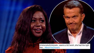 One contestant on The Chase just missed out of £50k