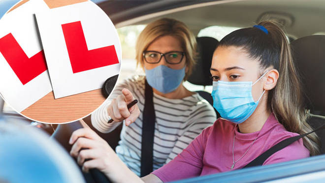 Learning to drive has been put on hold for many during the pandemic
