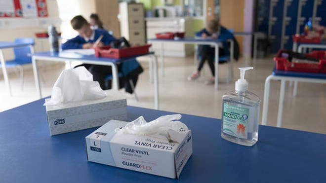 It's been reported that teachers are being considered for the vaccine