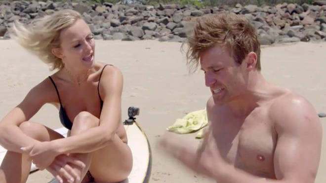 Billy and Susie argued throughout their time on Married at First Sight Australia