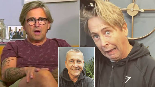 Stephen from Gogglebox has shaved his hair off