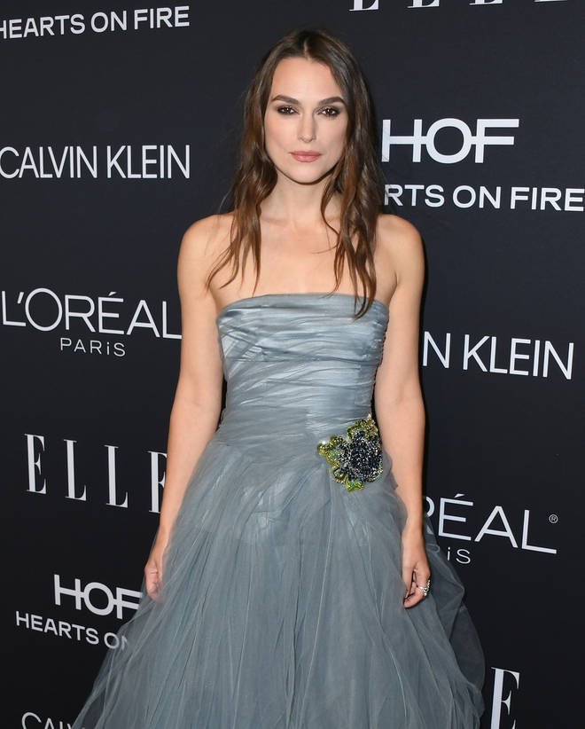 Keira Knightley has banned several Disney flicks in her house