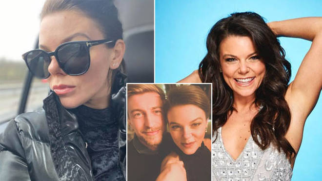 Faye Brookes is appearing on Dancing On Ice