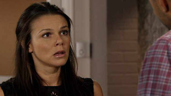 Faye Brookes played Kate Connor in Corrie