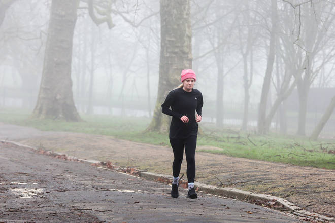 People should 'stay local' for exercise where possible