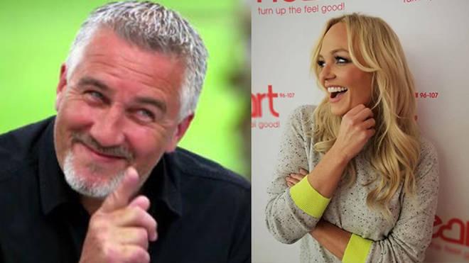 Paul Hollywood is 'trouble' according to Emma Bunton